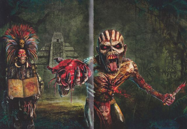 The Book Of Souls (2015) - Iron Maiden
