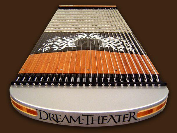 Jordan Rudess`s Harpejji