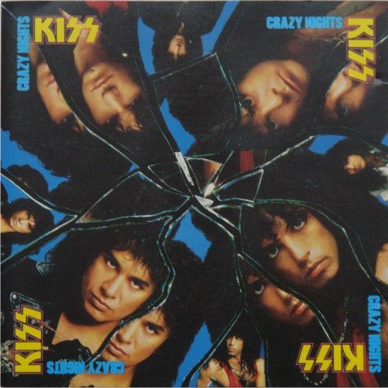 Kiss - Crazy Nights (1987)