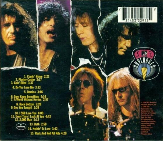 Kiss Unplugged (1996)