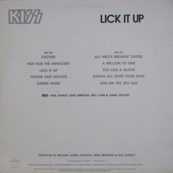 Lick It Up (1983)