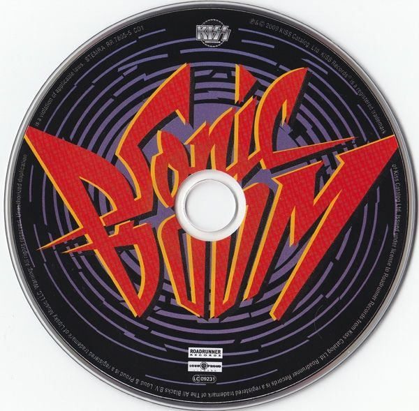 Sonic Boom (2000)