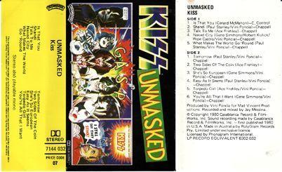 Unmasked (1980)