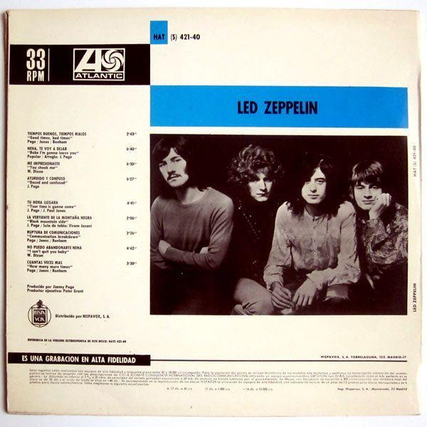 Led Zeppelin (1969)