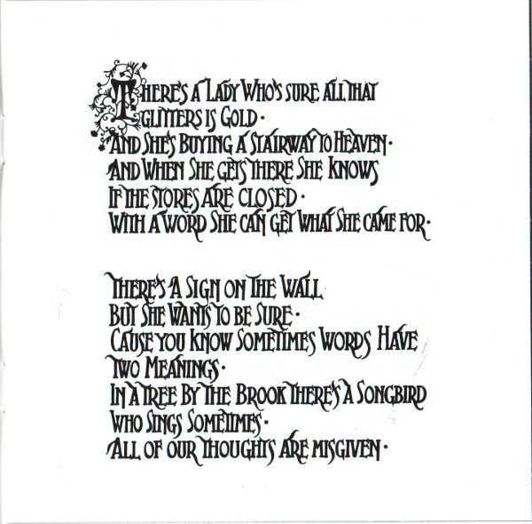Led Zeppelin IV (1971)
