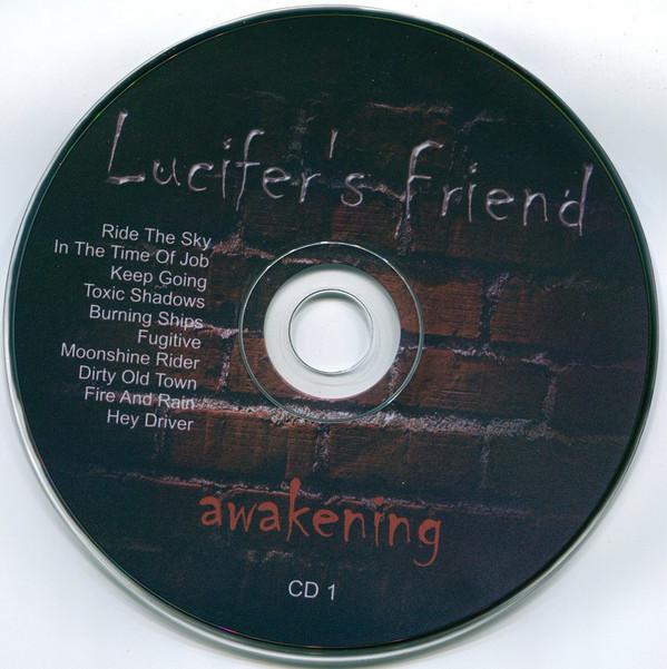 Lucifer's Friend - Awakening (2015)
