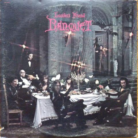 Lucifer's Friend - Banquet (1974)