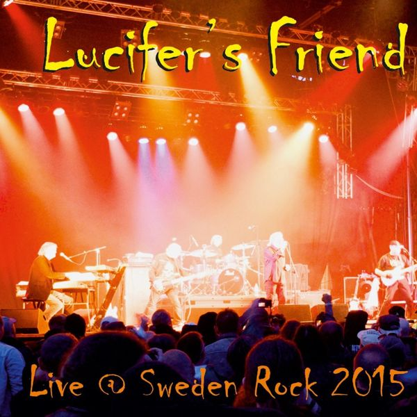 Lucifer's Friend - Live @ Sweden Rock 2015 (2015)