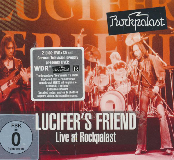 Lucifer's Friend - Live At Rockpalast (2015)