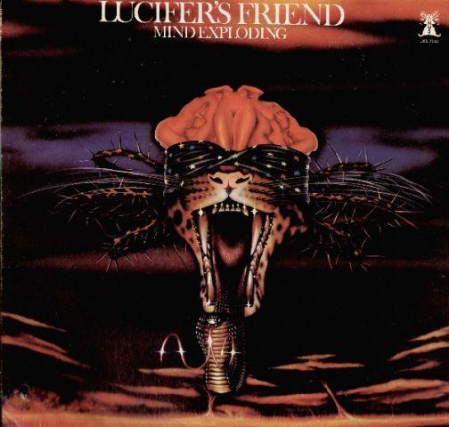 Lucifer's Friend - Mind Exploding (1976)