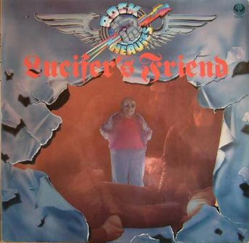 Lucifer's Friend - Rock Heavies (1980)