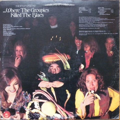 Lucifer's Friend - Where the Groupies Killed the Blues (1972)