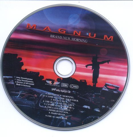 Magnum - Brand New Morning (2004)