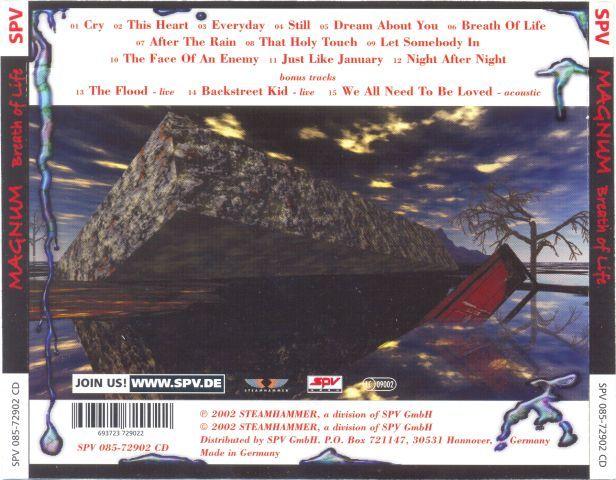 Magnum - Breath Of Life (2002)