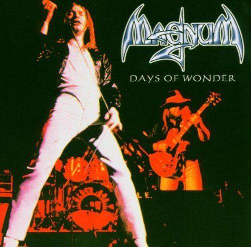 Magnum - Days Of Wonder (2000)