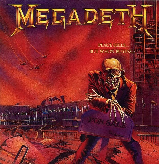 Megadeth - Peace Sells... but Who's Buying? (1986)