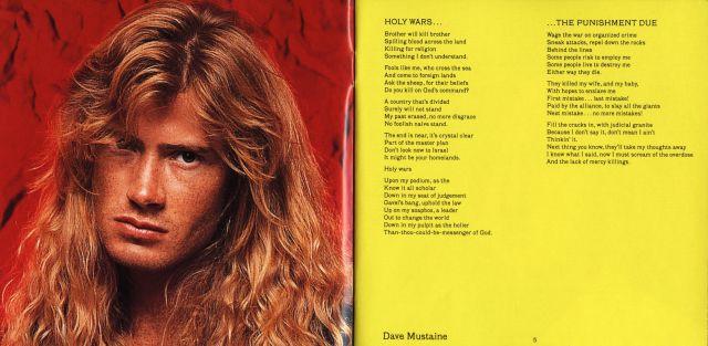 Megadeth - Rust in Peace (1990)