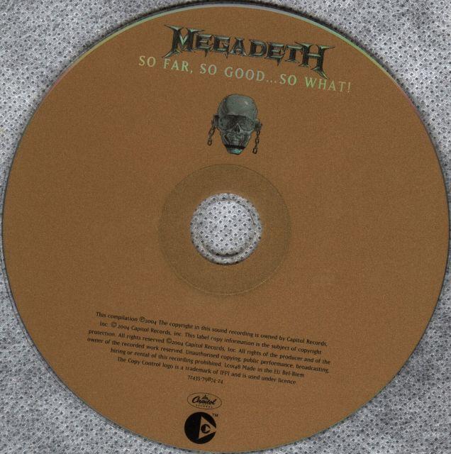 Megadeth - So Far, So Good... So What! (1988)