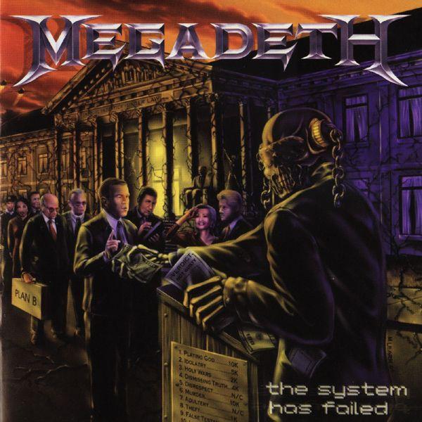 Megadeth - The System Has Failed (2004)