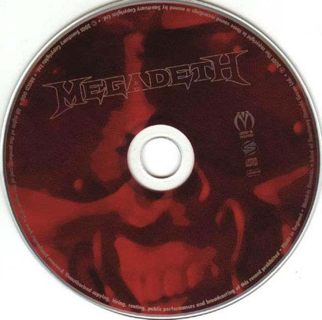 Megadeth - The World Needs a Hero (2001)