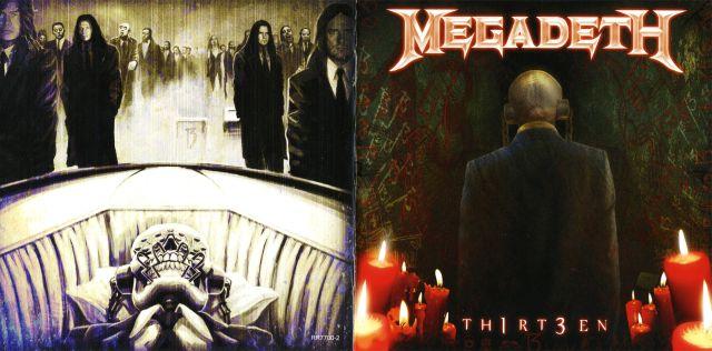 Megadeth - Thirteen (2011)