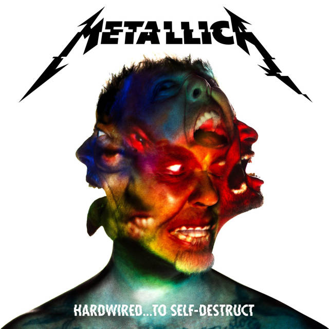 Hardwired... to Self-Destruct (2016)