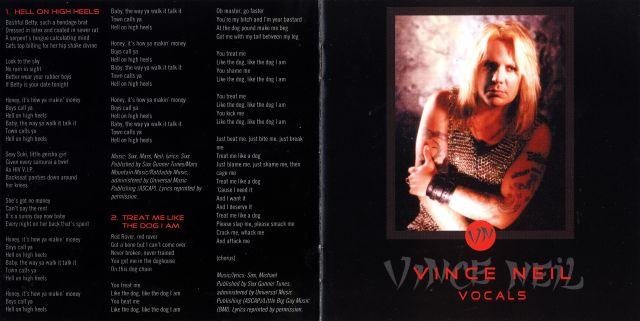 Mötley Crüe - New Tattoo (2000)