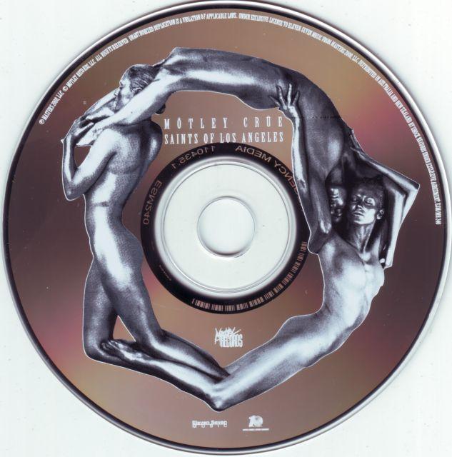 Mötley Crüe - Saints of Los Angeles (2008)