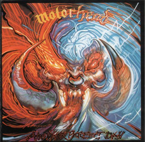 Motörhead - Another Perfect Day (1983)