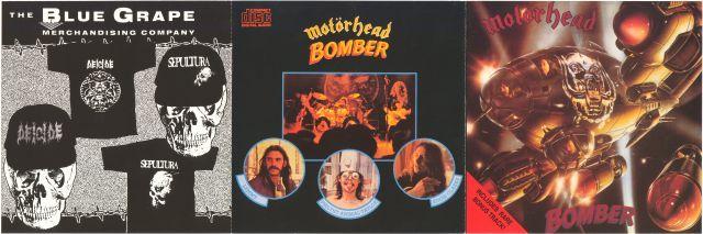 Motörhead - Bomber (1979)