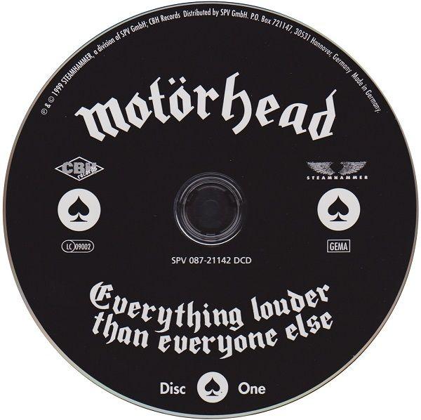 Everything Louder than Everyone Else (1999)
