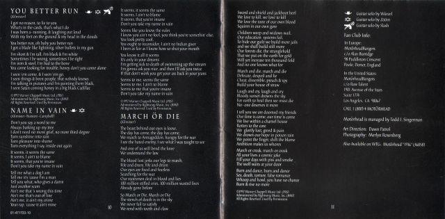 March ör Die (1992)