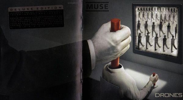 Muse - Drones (2015)