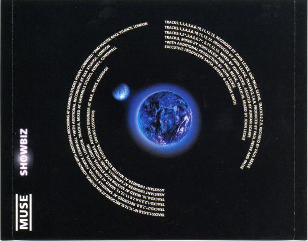 Muse - Showbiz (1999)