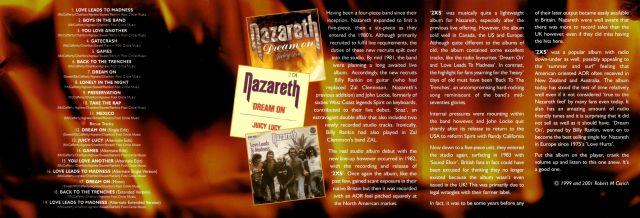 Nazareth - 2XS (1982)