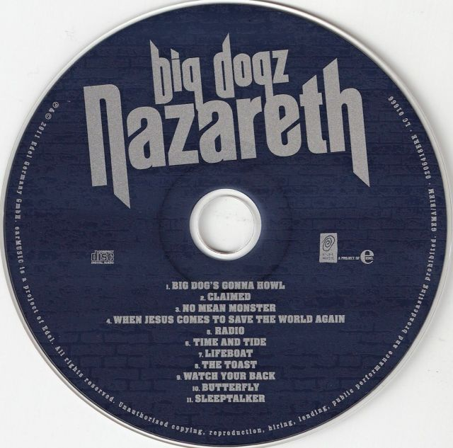 Nazareth - Big Dogz (2011)