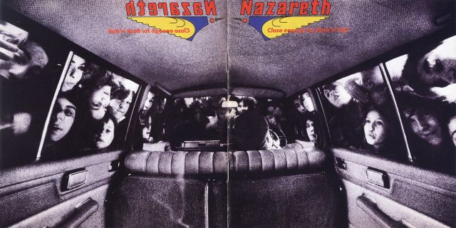 Nazareth - Close Enough for Rock 'n' Roll (1976)