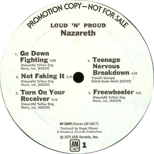 Loud 'n' Proud (1973)