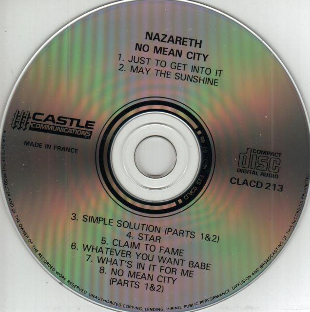 No Mean City (1978)