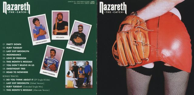 The Catch (1984)