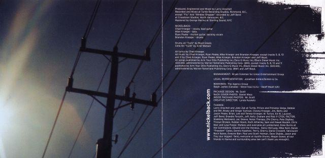 Nickelback - Curb (1996)