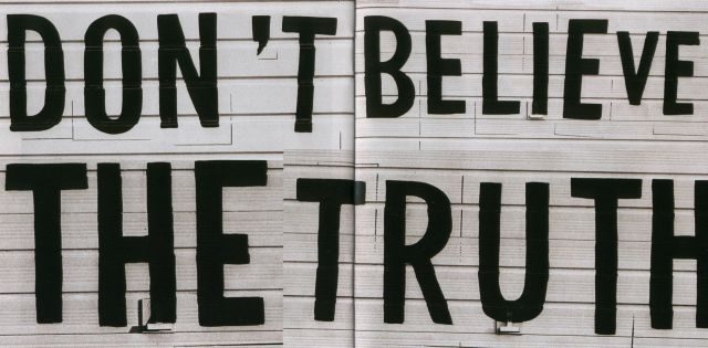 Don't Believe the Truth (2005)