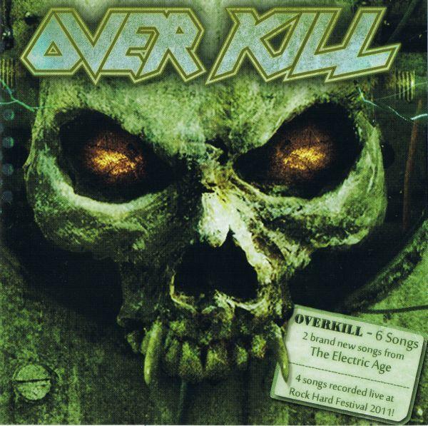 Overkill - 6 Songs (2012)