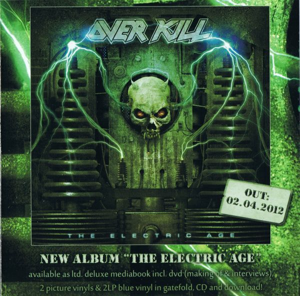 Overkill - 6 Songs (2012)