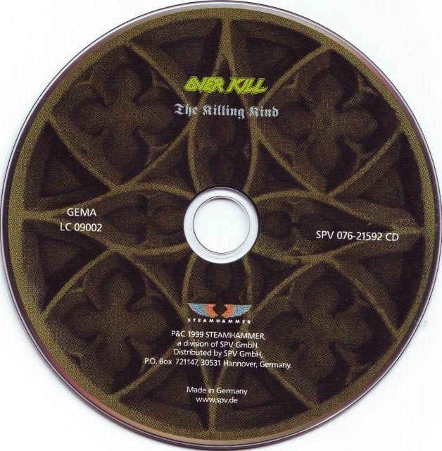 The Killing Kind (1996)