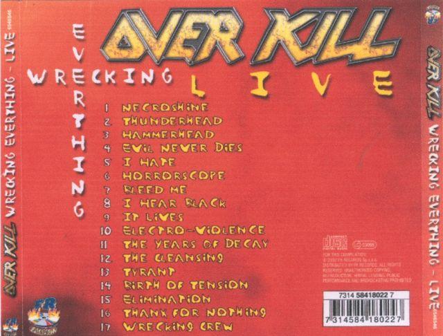 Wrecking Everything (2002)
