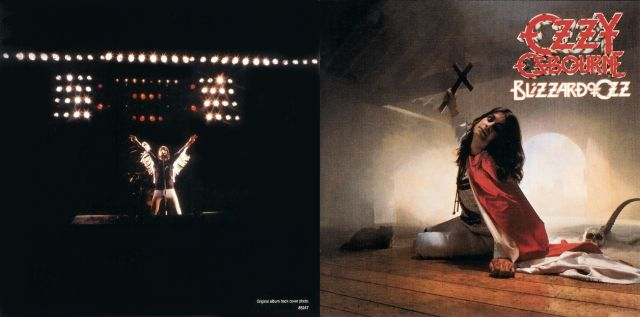 Ozzy Osbourne - Blizzard of Ozz (1980)