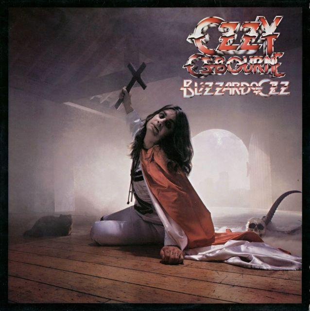 Ozzy Osbourne - Blizzard of Ozz (1980)
