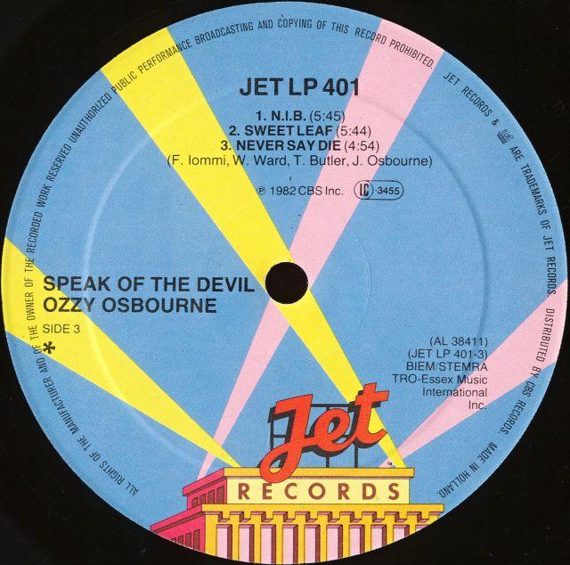 Speak of the Devil (1982)