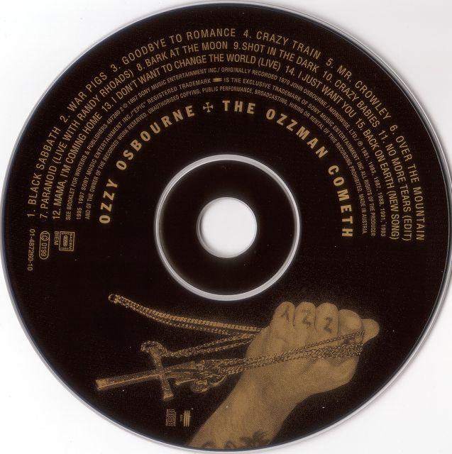 The Ozzman Cometh (1997)